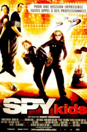 background picture for movie Spy kids