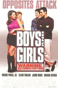 Affiche du film : Boys and girls
