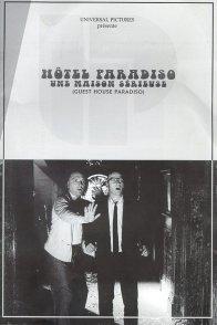 Affiche du film : Hotel paradiso (une maison serieuse)