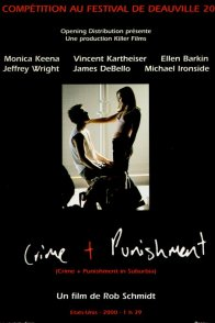 Affiche du film : Crime + punishment