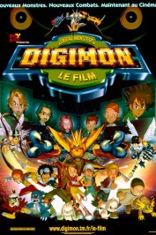 background picture for movie Digimon : le film