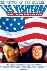 Affiche du film : Les visiteurs en Amérique