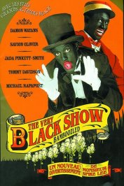 background picture for movie The very black show
