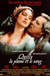 background picture for movie Quills - la plume et le sang