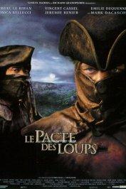 background picture for movie Le Pacte des loups