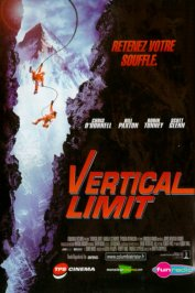background picture for movie Vertical limit