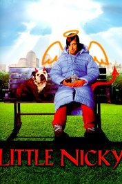 background picture for movie Little nicky