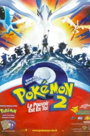 background picture for movie Pokemon 2 : le pouvoir est en toi