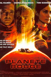 background picture for movie Planète rouge