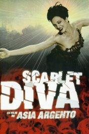 background picture for movie Scarlet diva