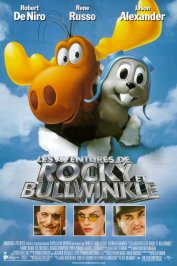 background picture for movie Les aventures de rocky et bullwinckle