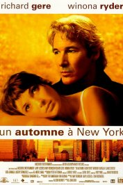 background picture for movie Un automne a new york