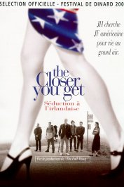 background picture for movie The closer you get