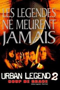 Affiche du film : Urban legend 2 (coup de grace)