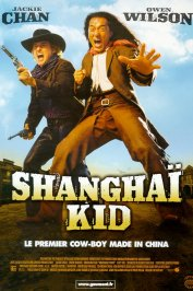 background picture for movie Shanghai kid