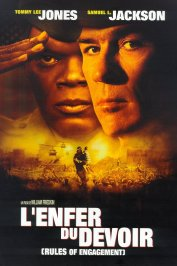 background picture for movie L'enfer du devoir