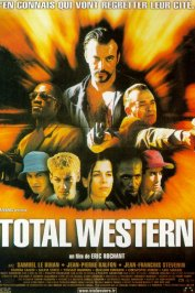 background picture for movie Total western