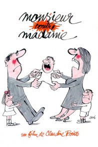 Affiche du film : Monsieur contre madame