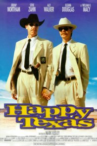 Affiche du film : Happy, texas