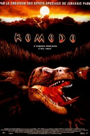 background picture for movie Komodo