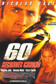 Affiche du film : 60 secondes chrono