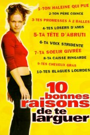 background picture for movie 10 bonnes raisons de te larguer