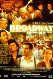 background picture for movie Broadway 39ème rue