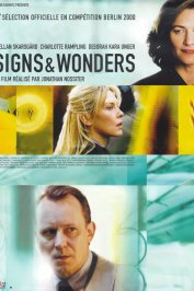 background picture for movie Signs & wonders