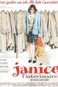 Affiche du film : Janice l'interimaire