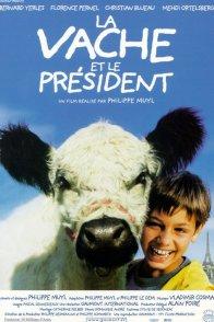 Affiche du film : La vache et le président