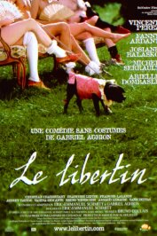 background picture for movie Le libertin