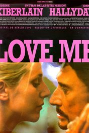 background picture for movie Love me