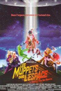 Affiche du film : Les muppets dans l'espace