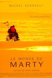 background picture for movie Le monde de marty