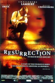 background picture for movie Resurrection