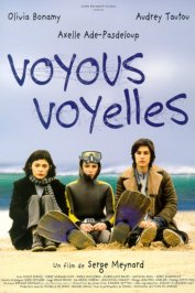 background picture for movie Voyous voyelles