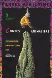 background picture for movie Terres africaines iv : contes animali