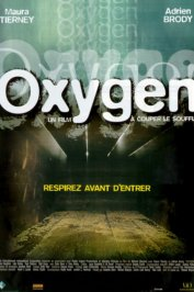 background picture for movie Oxygen