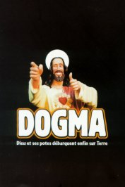 background picture for movie Dogma