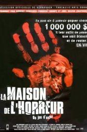 background picture for movie La maison de l'horreur