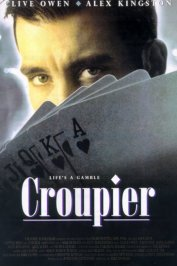 background picture for movie Croupier