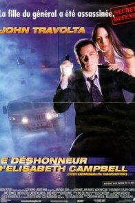 Affiche du film : Le deshonneur d'elisabeth campbell