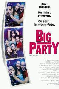 Affiche du film : Big party