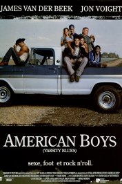 background picture for movie American boys