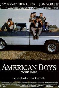 Affiche du film : American boys