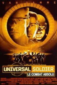 Affiche du film : Universal soldier (le combat absolu)