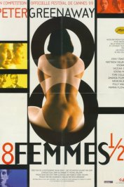 background picture for movie 8 femmes 1/2