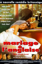 background picture for movie Mariage à l'Anglaise