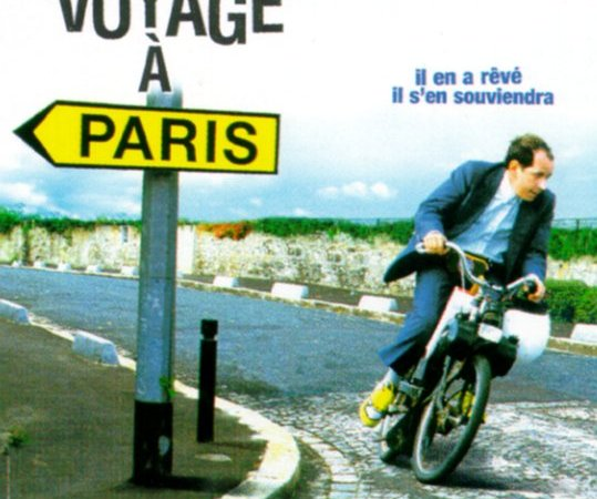 Photo du film : Le voyage à Paris