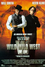 background picture for movie Wild Wild West